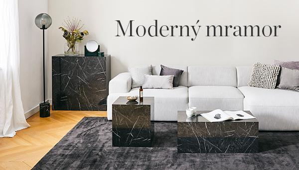 Moderný mramor