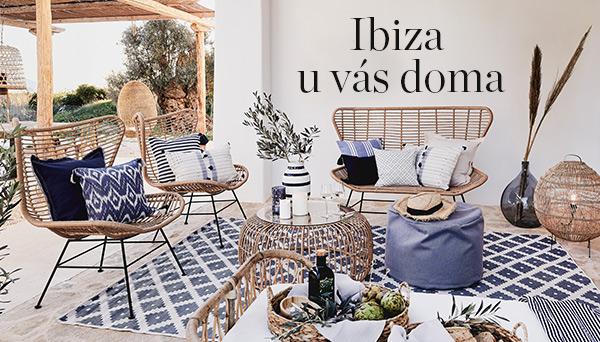 Ibiza u vás doma