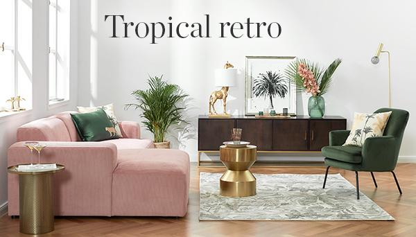 Tropical retro
