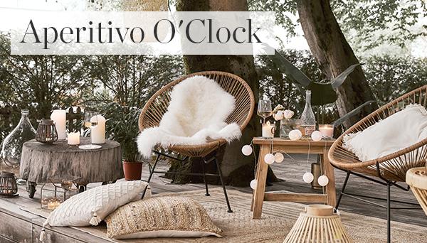 Aperitivo O'Clock