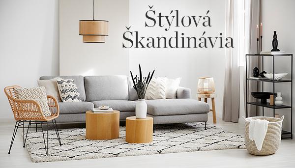 Štýlová Škandinávia