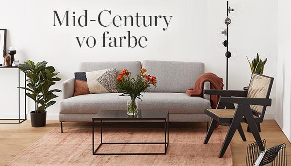 Mid-Century vo farbe
